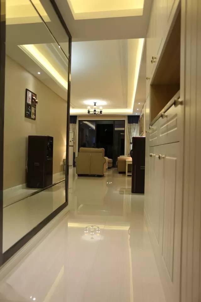 70㎡简欧风二居室,看看小户型,如何装出大空间的感觉!