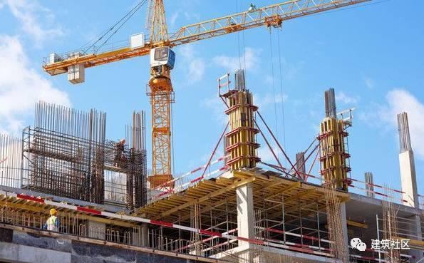 建筑施工中柱钢筋绑扎应该注意什么问题?满足16G101图集