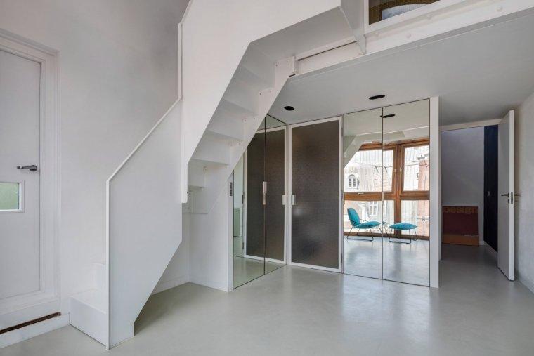 伦敦巴比肯庄园公寓改造-5