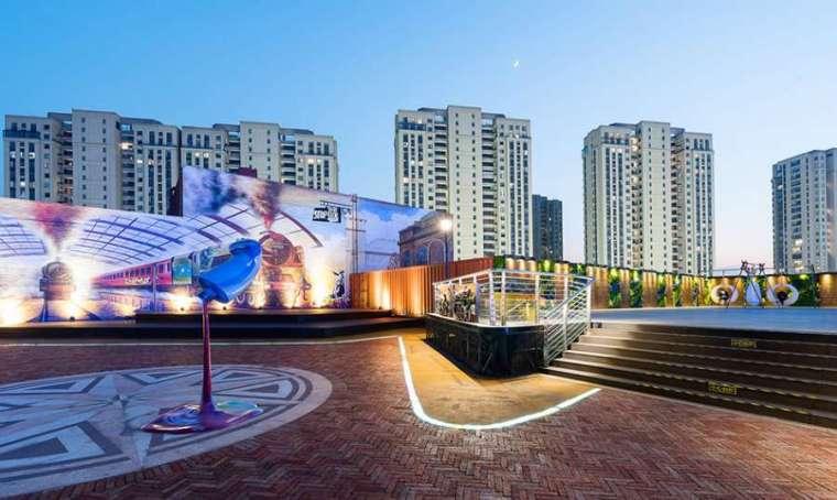 龙湖滨江天街商业景观-13
