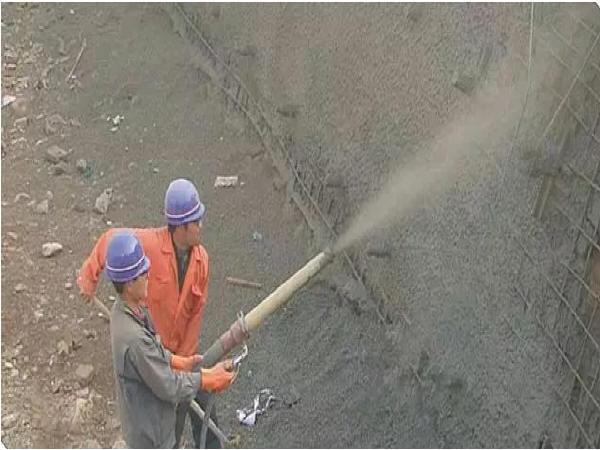 混凝土也可以像油漆一样喷出去,喷射混凝土施工工艺