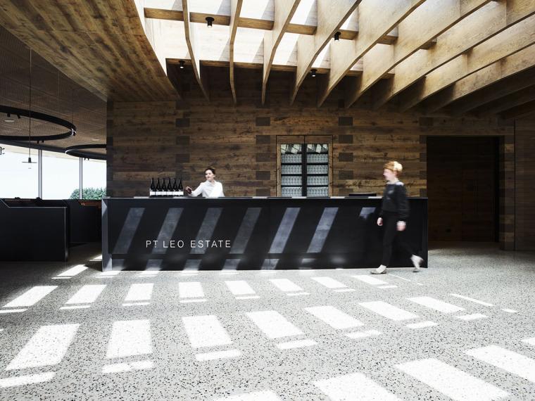 澳大利亚PTLeo葡萄酒雕塑庄园-10