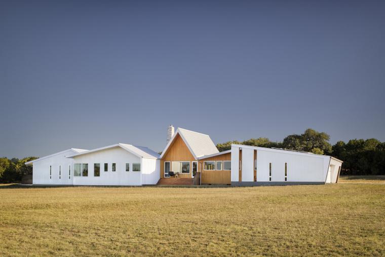 美国希尔乡村住宅