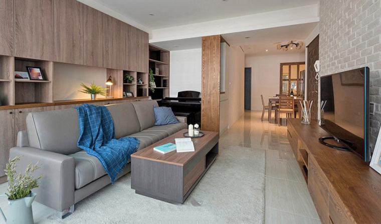 台北86m²老屋改造
