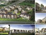 [天津]东丽湖多层/高层住宅建筑设计案例分享