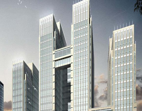 [北京]国际投资大厦工程施工组织设计(100余页,含大量施工图)