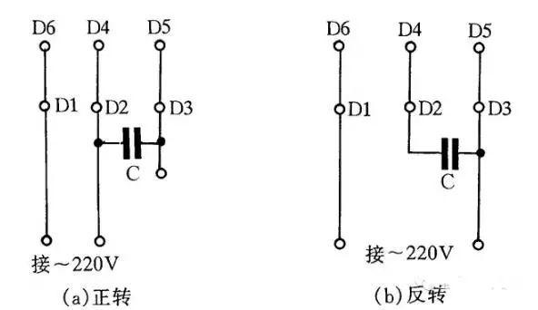 12种常用的电气设备接线图_5