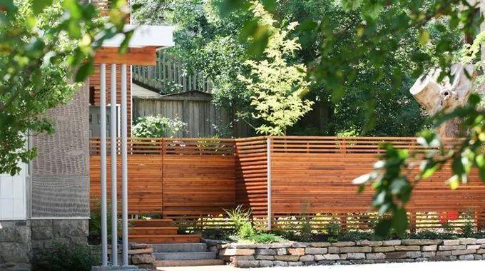 用心设计过的围墙,能让你家小院瞬间与众不同!_7