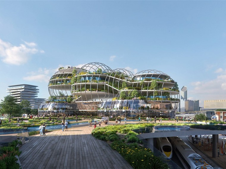 荷兰社会技术城市总体规划