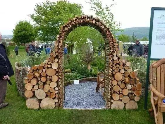 教你自己DIY来打造美丽庭院