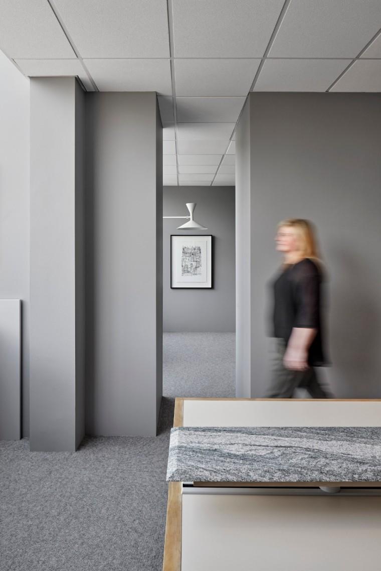 澳大利亚的极简主义办公空间-213564