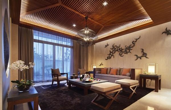 琚宾--中建领海·青岛尚溪地中式别墅高清实景图