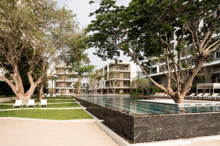 泰国BAANSANKRAAM住宅区_6