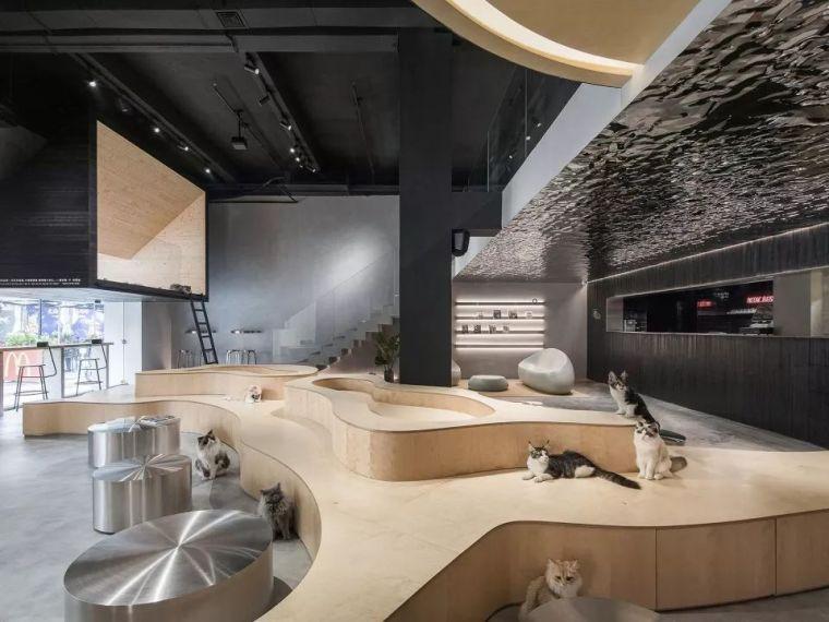 5个文艺范的餐厅设计,体验诗和远方