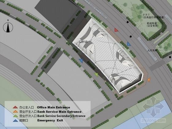 [河南]活力新区CBD中心地块景观规划设计方案