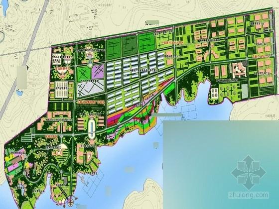 [海南]现代科技农业示范园景观规划设计方案