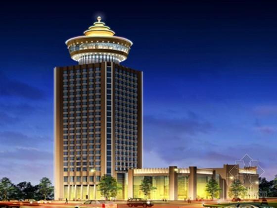 [内蒙古]国际五星级酒店智能工程施工方案102页