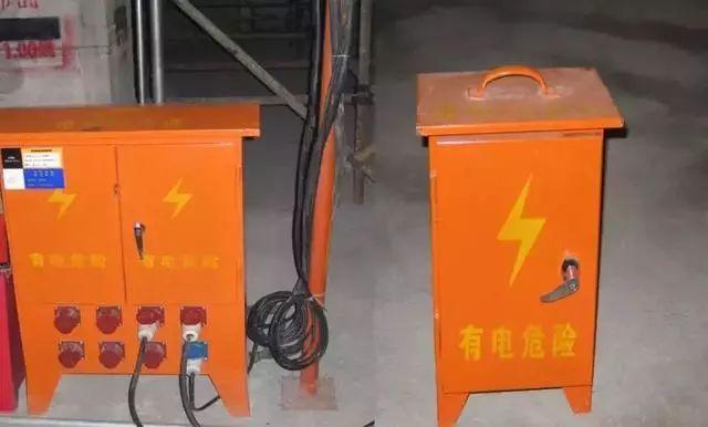 施工现场临时用电配电箱、电缆、照明规范规定,临电安全管理!_10