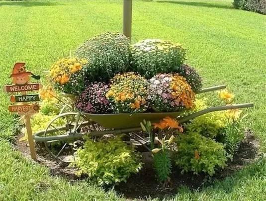 21种方法种花,比在花盆里美十倍!_13