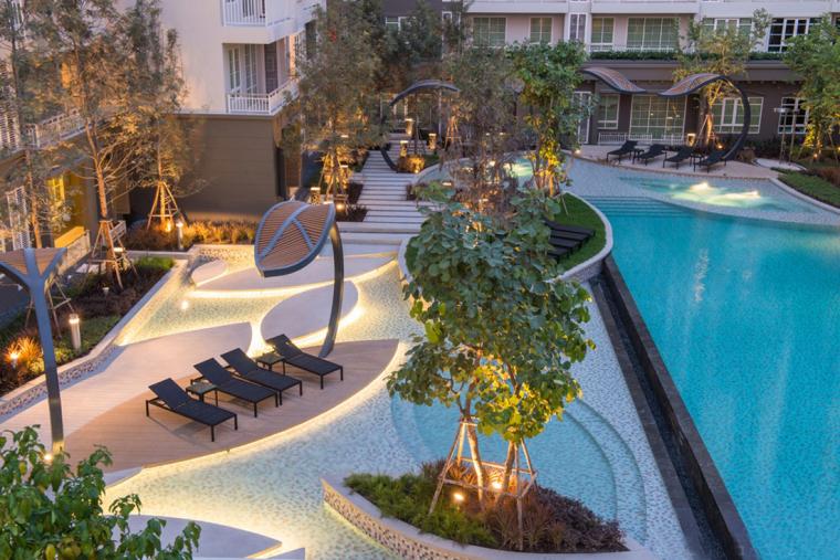 泰国秋季公寓楼小区_10