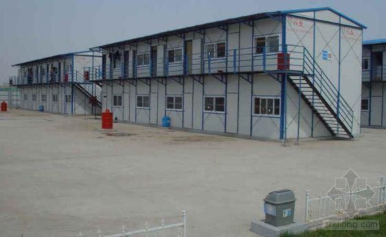 天津市市级文明工地现场文明施工管理实例之办公生活区(五)