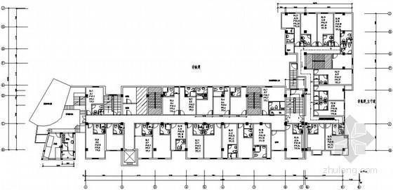 [海南]快捷酒店给排水设计全套施工图纸