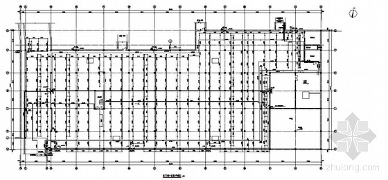 邢台某地下车库喷淋系统施工图