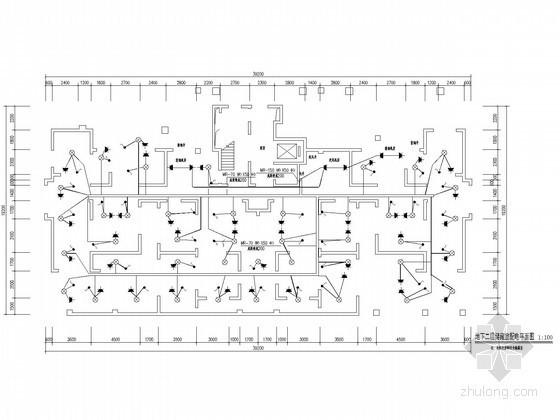 高层住宅电气施工图27张
