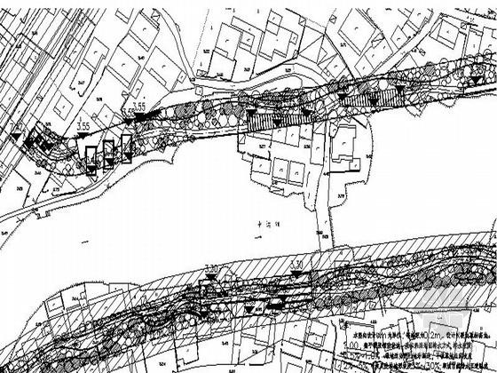 [杭州]运河景观带规划设计施工图