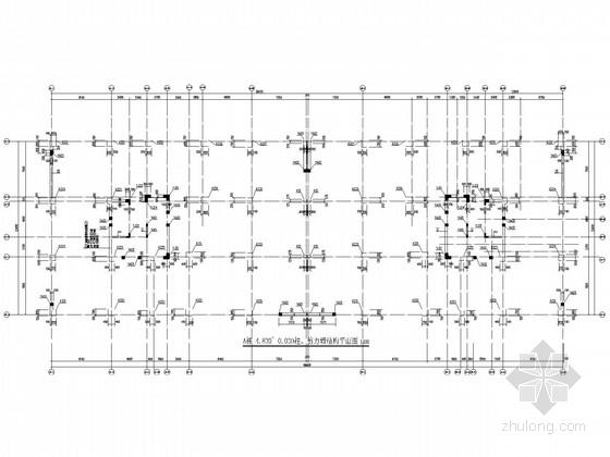 19层框剪住宅结构施工图(平法表示)