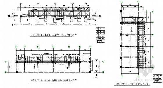 [福建]框架结构办公楼及地下室高大模板工程施工方案(附图)