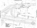 [河南]高速公路收费站设计图纸116张(局部三层 含水暖电 天棚)
