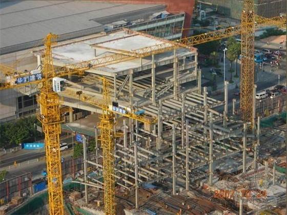 超高层综合楼施工技术质量管理总结PPT(附图丰富 104页)