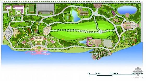 广东惠州公园景观设计方案文本