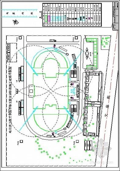[黑龙江]六层图书馆土建、装修施工组织设计(300页)
