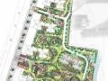[宜昌]现代中式小区景观概念设计方案