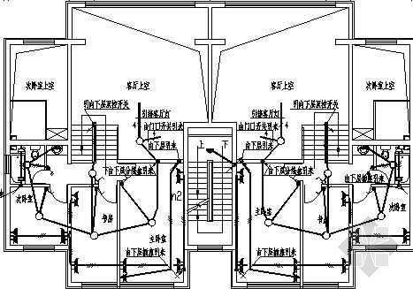 VV住宅资料下载-复式住宅楼电气施工图