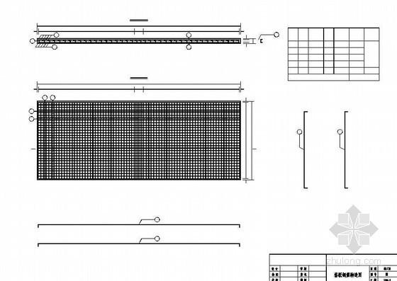 系杆拱桥桥头搭板(无枕梁)节点详图设计