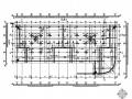 某15层带1层地下室框架高层商住楼结构图
