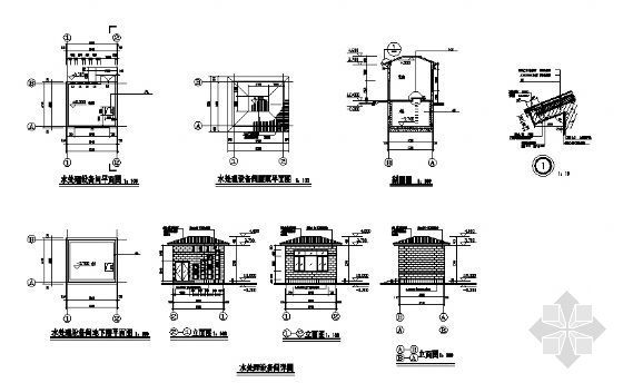 水处理设备间详图-4