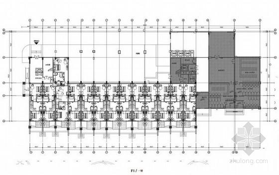 [江山]4A海滩景区典雅高档五星级酒店设计方案