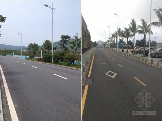 [广东]市政道路工程创优良样板工程汇报资料48页(PPT 图文并茂)