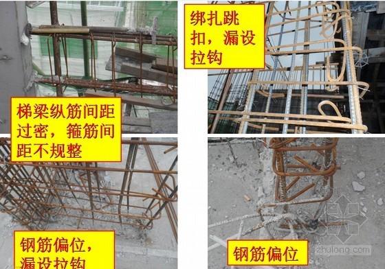 建筑工程施工现场月度质量检查汇报(PPT格式,97页)