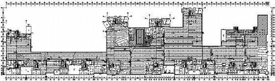 [平顶山]小区地下车库与设备用房电气图纸