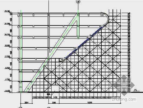 大流态自密实、大斜面清水混凝土施工工法