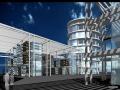 [宁波]某中学教学楼建筑设计方案(配3DS素模及效果图)
