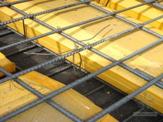 [宁夏]现浇无粘结预应力LPM轻质管空心楼板施工工法