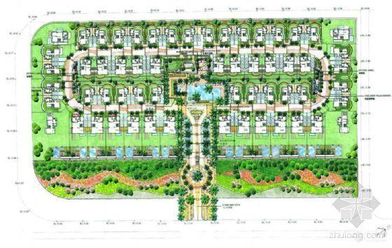 [厦门]住宅区景观概念设计方案