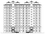 [宁夏]简欧风格高层住宅楼施工图