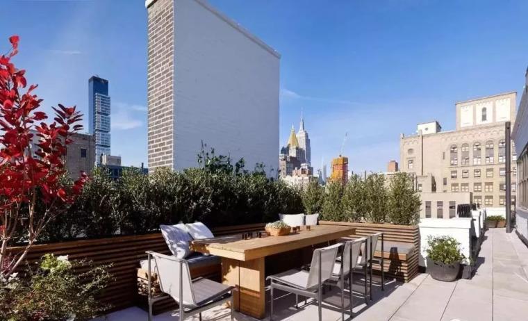 现代屋顶花园设计赏析_11